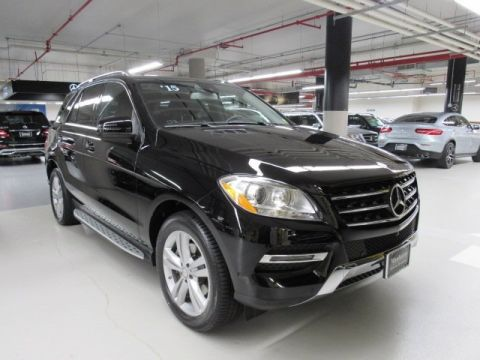 Pre-Owned 2015 Mercedes-Benz ML 250
