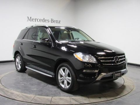 Certified Pre-Owned 2014 Mercedes-Benz M-Class