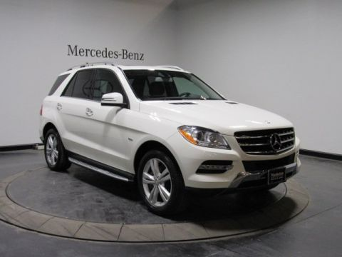 Certified Pre-Owned 2012 Mercedes-Benz ML 350