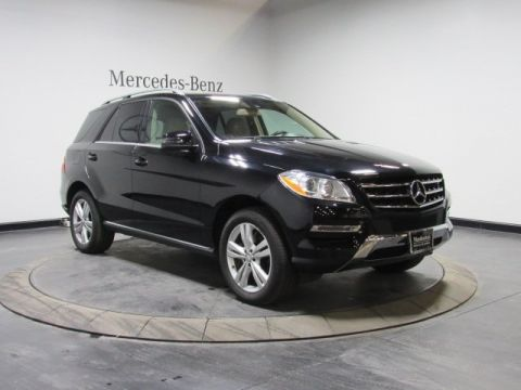 Certified Pre-Owned 2015 Mercedes-Benz ML 350
