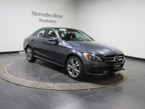 Certified Pre-Owned 2015 Mercedes-Benz C 300