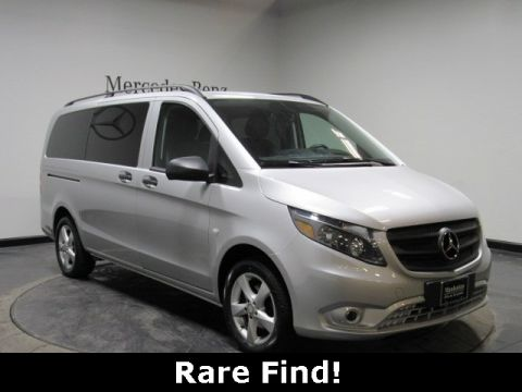 Certified Pre-Owned 2016 Mercedes-Benz Metris Passenger