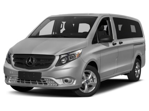 Certified Pre-Owned 2016 Mercedes-Benz Metris Passenger Mini-Van