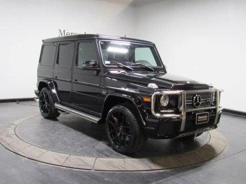 Certified Pre-Owned 2016 Mercedes-Benz G 65 AMG® AMG® G 65 SUV