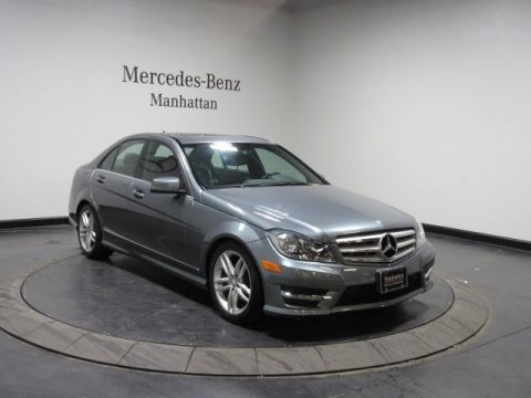 Certified Pre-Owned 2012 Mercedes-Benz C-Class C 300 Sport