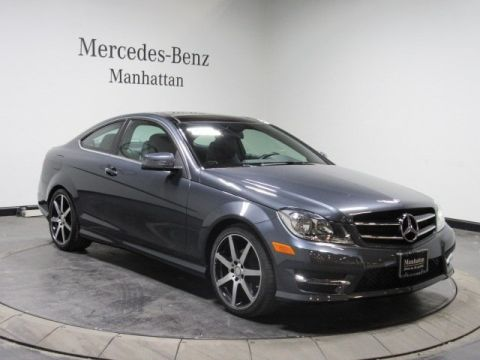 Certified Pre-Owned 2015 Mercedes-Benz C 250