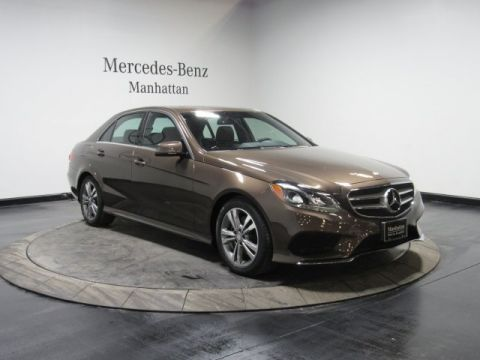 Certified Pre-Owned 2015 Mercedes-Benz E 350 Sport