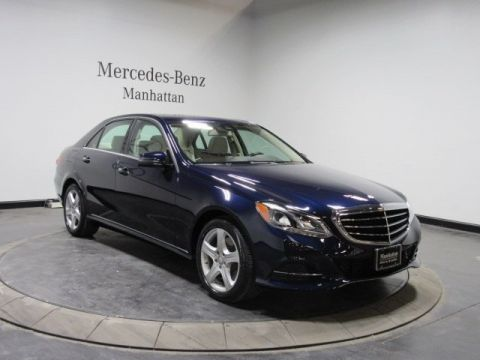 Certified Pre-Owned 2015 Mercedes-Benz E-Class E 250
