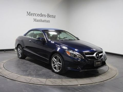 Certified Pre-Owned 2015 Mercedes-Benz E 400 Sport