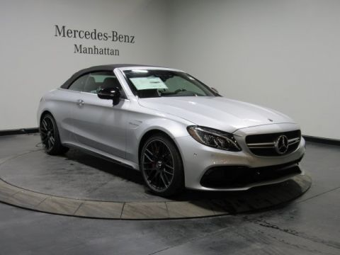 New Mercedes-Benz C-Class AMG® C 63 S Cabriolet