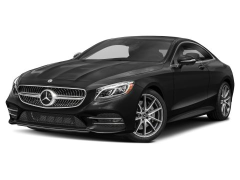 New 2018 Mercedes-Benz S 560