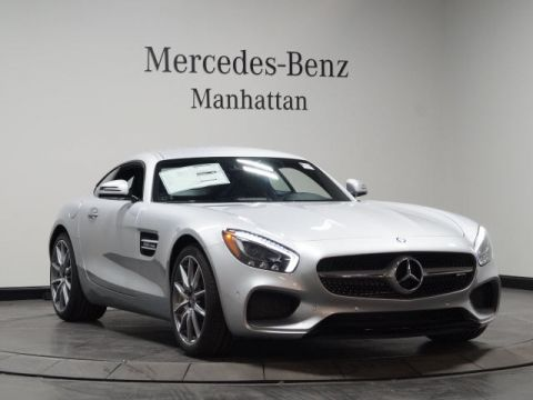 New Mercedes-Benz GT AMG® GT S