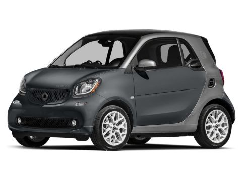 New 2018 smart SMT EQ fortwo coupe