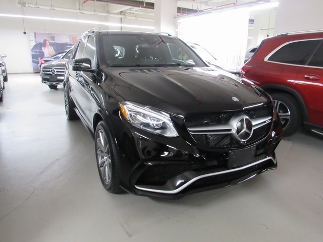 Certified Pre-Owned 2017 Mercedes-Benz GLE GLE 63 AMG® 4MATIC®