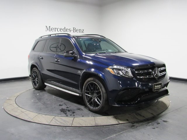 Certified Pre-Owned 2018 Mercedes-Benz GLS GLS 63 AMG® 4MATIC®