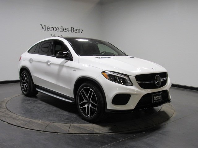 Certified Pre-Owned 2019 Mercedes-Benz GLE GLE 43 AMG®