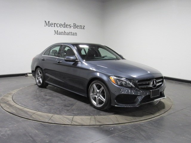 Certified Pre-Owned 2016 Mercedes-Benz C 300