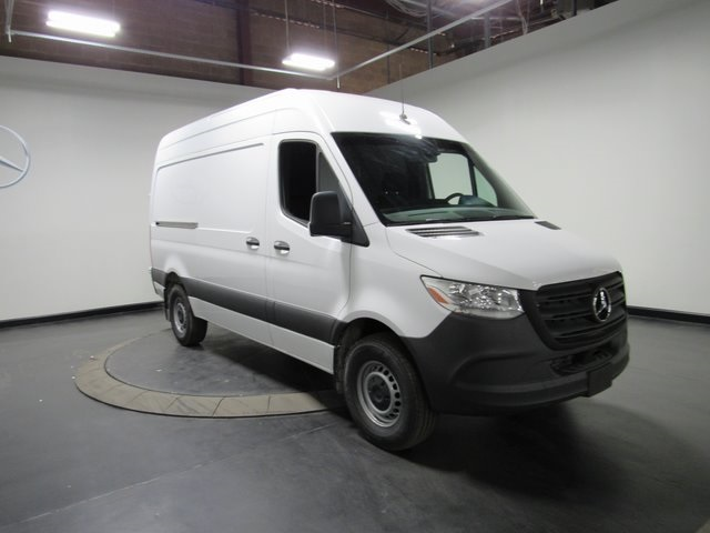 New 2020 Mercedes-Benz Sprinter 2500