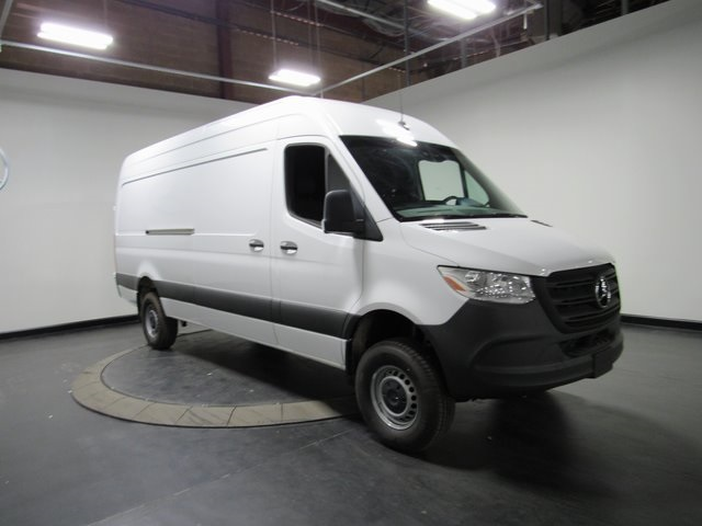 New 2020 Mercedes-Benz Sprinter 2500 High Roof