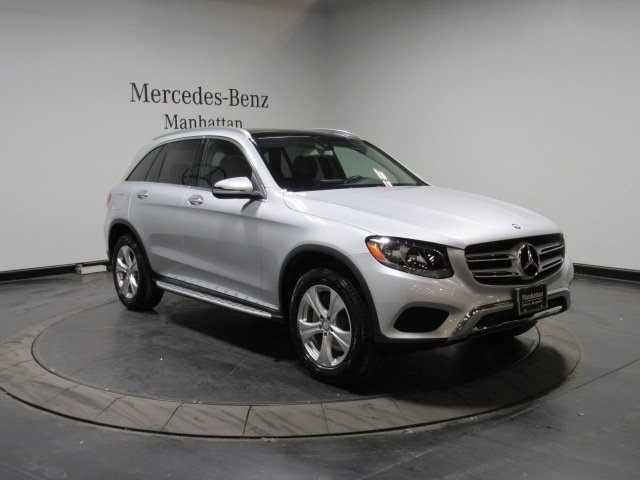 Certified Pre-Owned 2016 Mercedes-Benz GLC GLC 300 SUV in New York ...