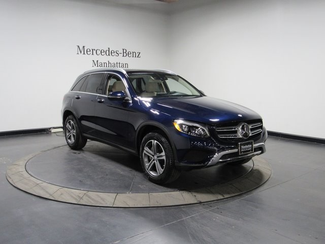 Certified Pre-Owned 2017 Mercedes-Benz GLC GLC 300 4MATIC®