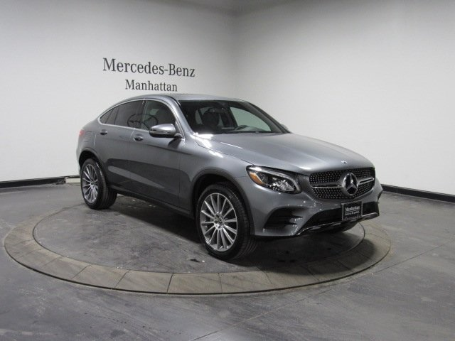 Certified Pre-Owned 2018 Mercedes-Benz GLC GLC 300 Coupe 4MATIC®