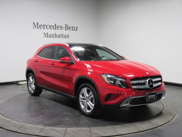 Certified Pre-Owned 2017 Mercedes-Benz GLA GLA 250 4MATIC®