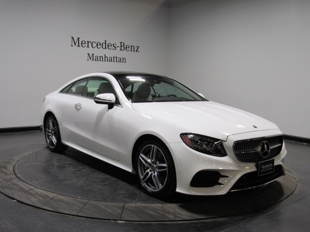 Certified Pre-Owned 2018 Mercedes-Benz E 400