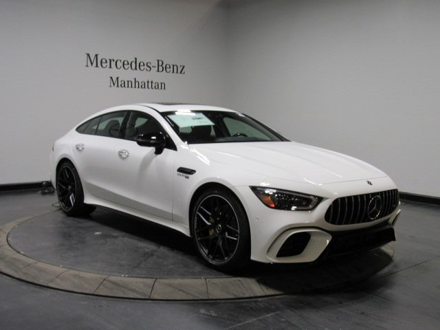 New 2019 Mercedes-Benz AMG® GT Base 4MATIC®