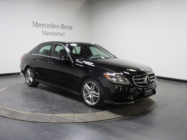 Certified Pre-Owned 2016 Mercedes-Benz E 400