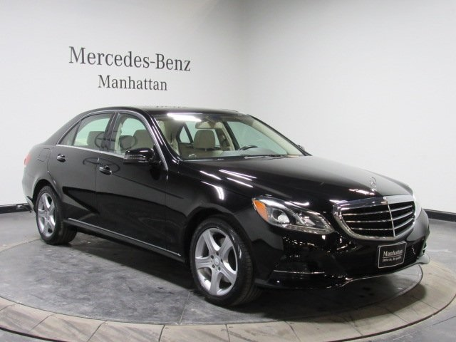 Certified Pre Owned 2016 Mercedes Benz E Cl