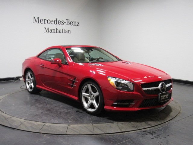 Certified Pre-Owned 2016 Mercedes-Benz SL