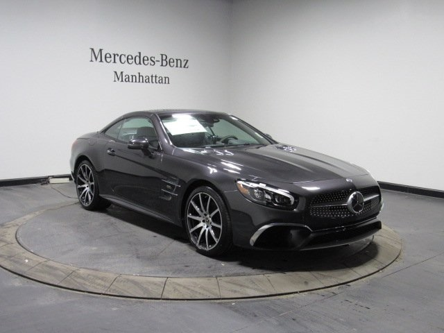 New 2020 Mercedes-Benz SL 550