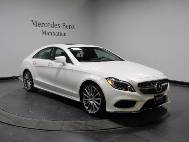 Certified Pre-Owned 2016 Mercedes-Benz CLS CLS 550 4MATIC®