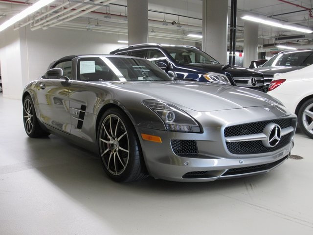 Pre-Owned 2012 Mercedes-Benz SLS AMG® Base