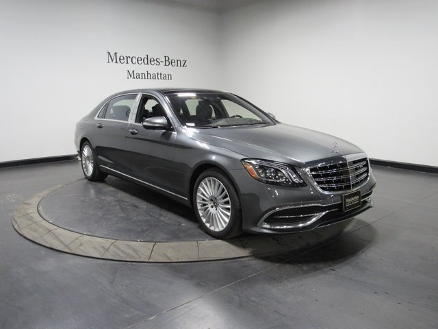 Certified Pre-Owned 2018 Mercedes-Benz Maybach S560