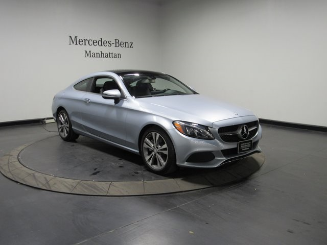 Certified Pre-Owned 2017 Mercedes-Benz C 300