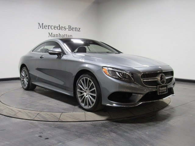 Certified Pre Owned 2016 Mercedes Benz S Class S 550 Sport