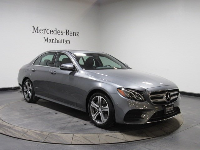 Certified Pre Owned 2017 Mercedes Benz E Cl