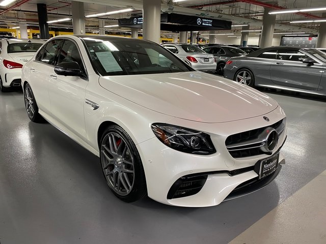 Pre-Owned 2018 Mercedes-Benz E 63 S AMG®