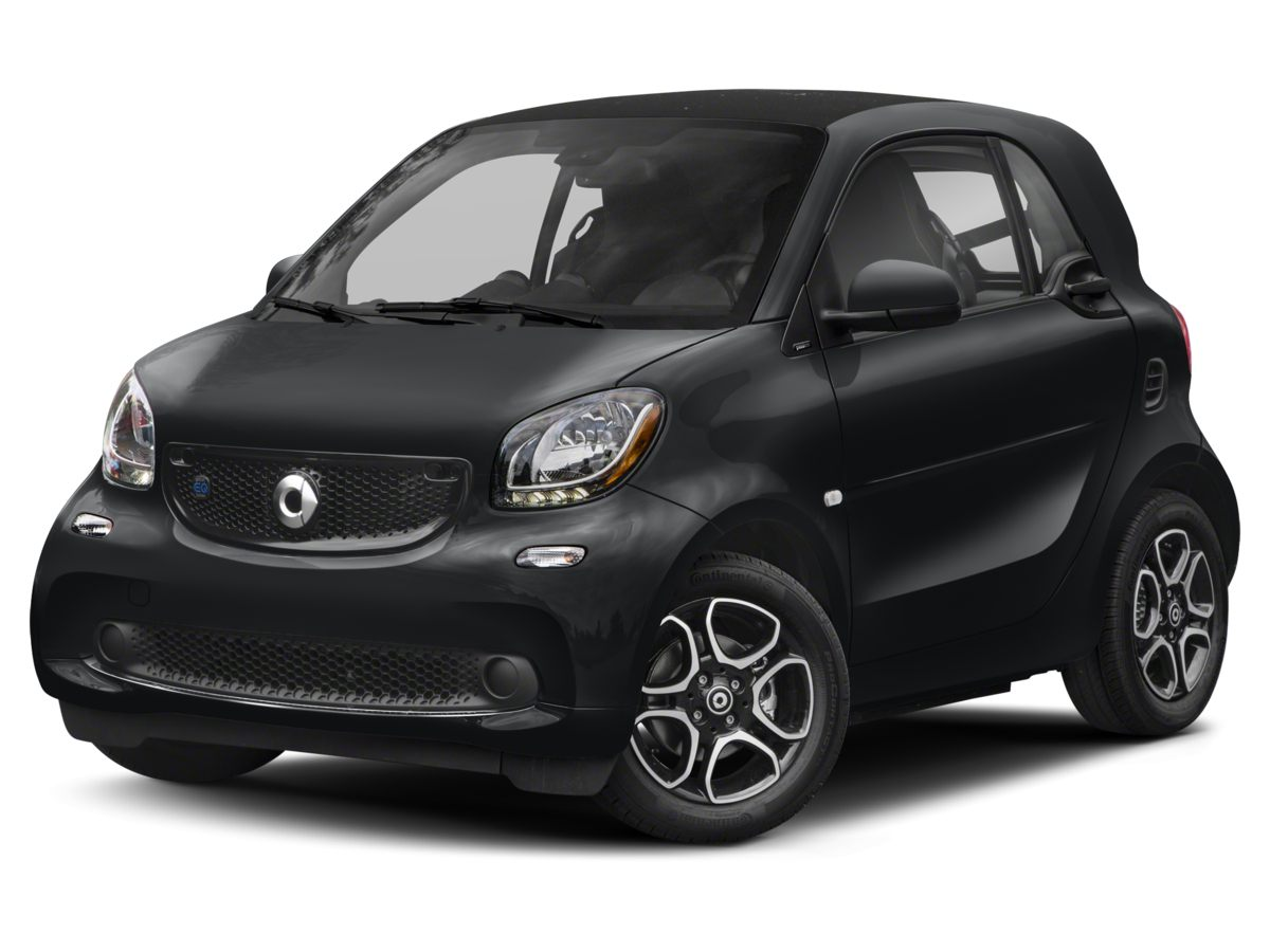 New 2019 smart Fortwo