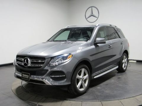Certified Pre-Owned 2017 Mercedes-Benz GLE GLE 350 4MATIC®
