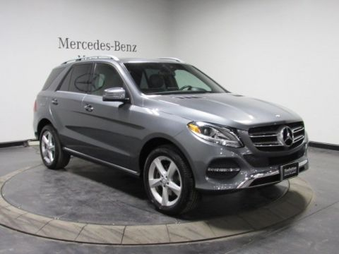 Certified Pre-Owned 2017 Mercedes-Benz GLE 350 4MATIC®