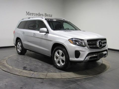 Certified Pre-Owned 2017 Mercedes-Benz GLS 450 4MATIC®