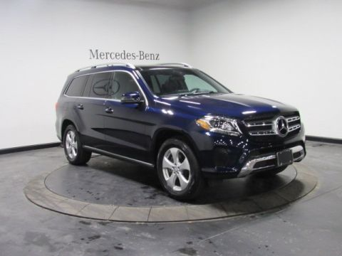 Certified Pre-Owned 2017 Mercedes-Benz GLS GLS 450 4MATIC®
