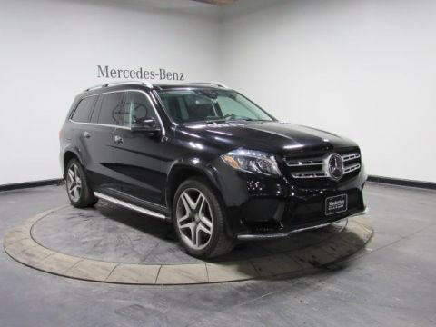 Certified Pre-Owned 2017 Mercedes-Benz GLS GLS 550 4MATIC®