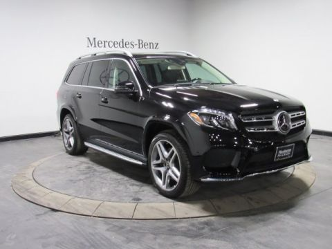 Certified Pre-Owned 2018 Mercedes-Benz GLS GLS 550 4MATIC®