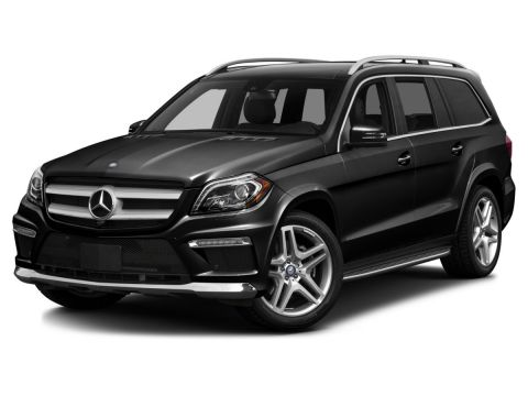 Certified Pre-Owned 2015 Mercedes-Benz GL