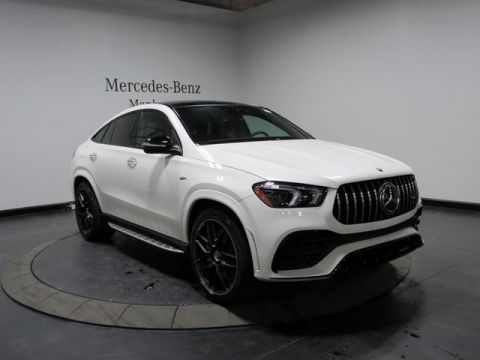 New 2021 Mercedes-Benz GLE GLE 53 AMG® 4MATIC®