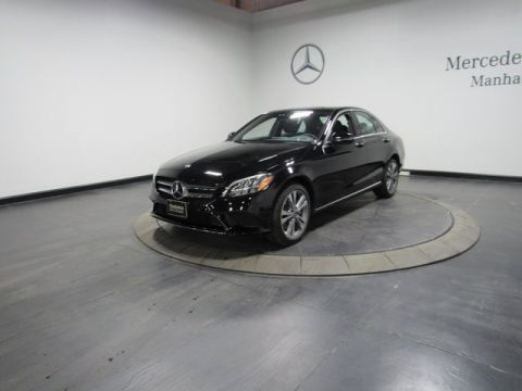 Certified Pre-Owned 2019 Mercedes-Benz C 300